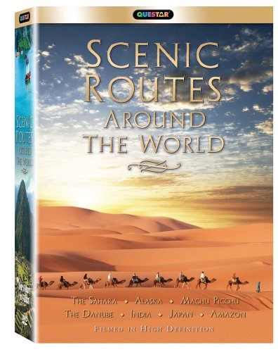 Scenic Routes Around The World Complete Series