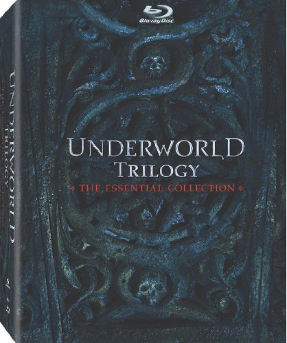 Underworld Trilogy The Essential Collection Underworld / Underworld Evolution / Underworld Rise Of The Lycans