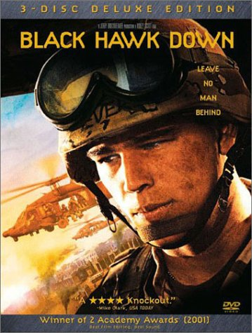Black Hawk Down 3Disc Deluxe Edition
