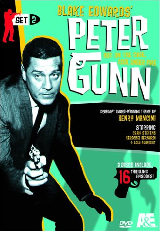 Peter Gunn, Set 2