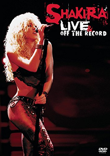 Shakira Live Off The Record