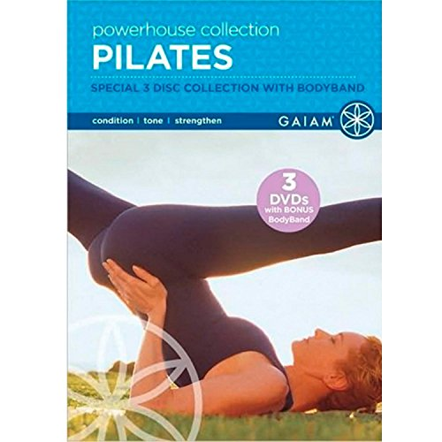 Pilates Powerhouse Collection Pilates Powerhouse Workout / Easy Pilates / Cardio Pilates