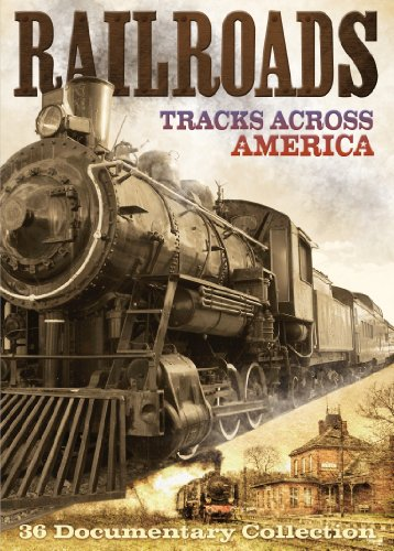 Railroads Tracks Across America