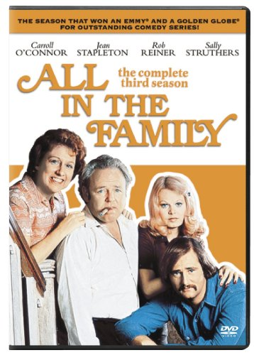 All In The Family Complete Third Season