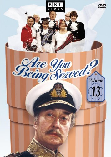 Are You Being Served Vol 13