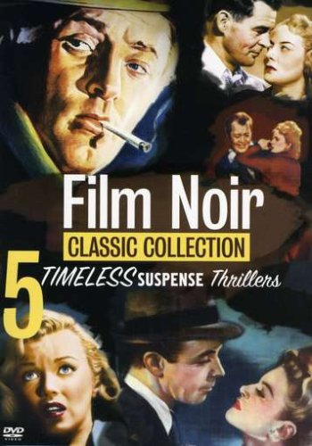 Film Noir Classic Collection Vol 1 The Asphalt Jungle Gun Crazy Murder My Sweet Out Of The Past The Setup