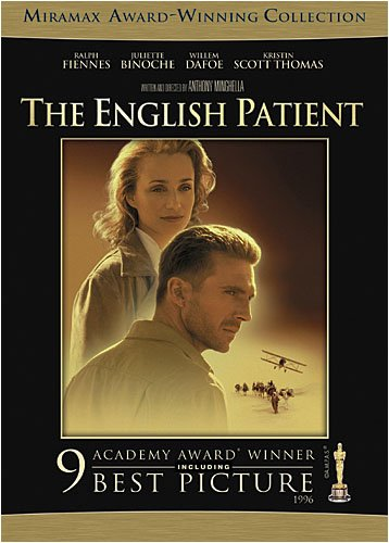 The English Patient Miramax Collectors Edition