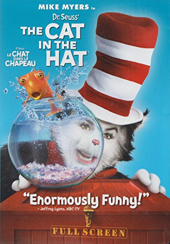 Dr Seuss The Cat In The Hat Full Screen Edition