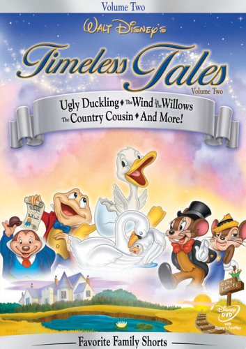 Walt Disneys Timeless Tales Volume Two Ugly Duckling The Wind In The Willows The Country Cousin Ferdinand The Bull