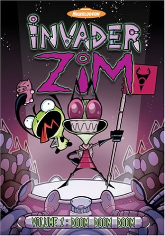 Invader Zim Doom Doom Doom Vol 1