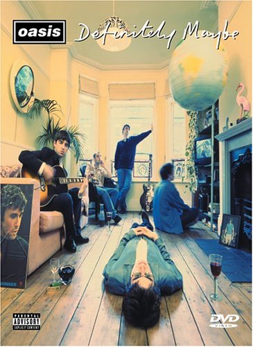 Oasis Definitely Maybe The