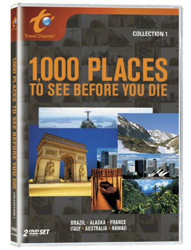 1,000 Places To See Before You Die Collection 1