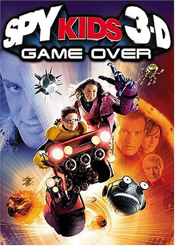 Spy Kids 3D Game Over Collectors Series
