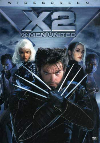 X2  Xmen United Widescreen Edition