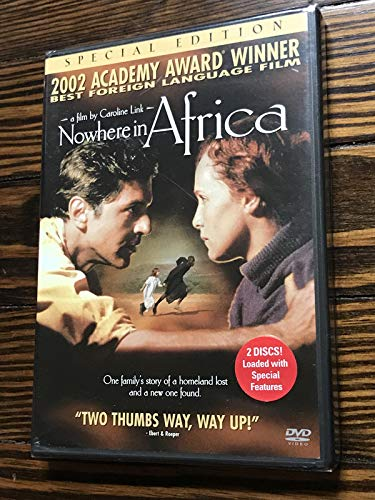 Nowhere In Africa Special Edition, 2 Discs -