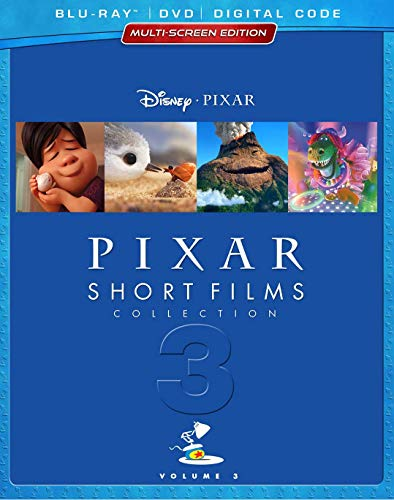 Pixar Short Films Collection: Volume 3 (Home Video Release)