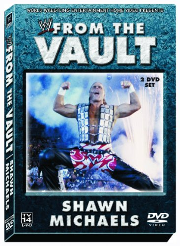 Wwe From The Vault Shawn Michaels