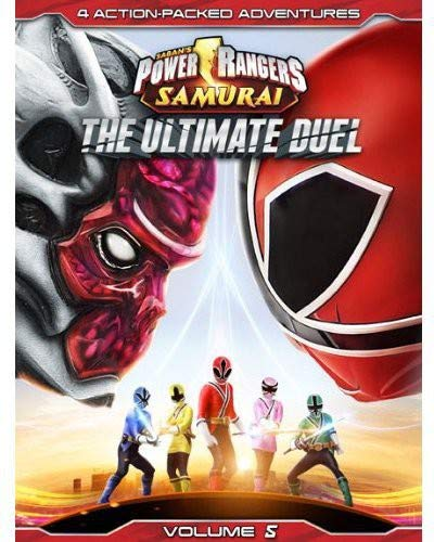 Power Rangers Samurai The Ultimate Duel - Volume 5