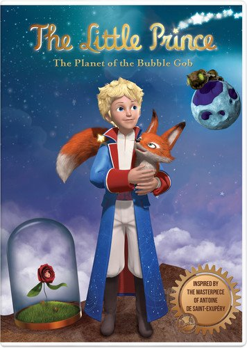 Little Prince Planet Of Bubble Gob