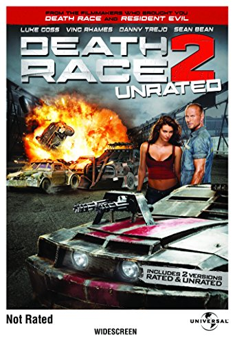 Death Race 2 Unrated Edition