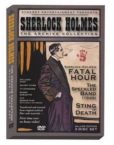 Sherlock Holmes The Archive Collection Vol. 1
