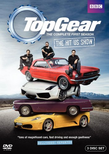 Top Gear Usa The Complete First Season