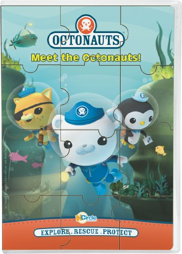 Octonauts Meet The Octonauts With Puzzle