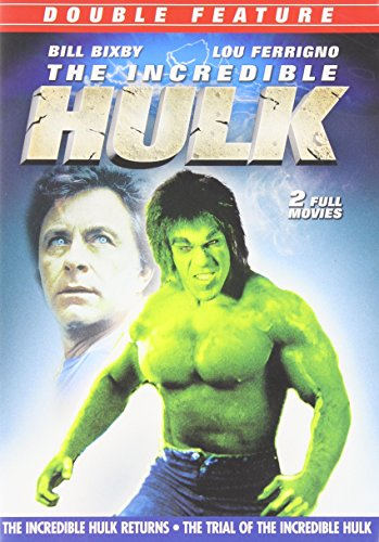 The Incredible Hulk Returns The Trial Of The Incredible Hulk