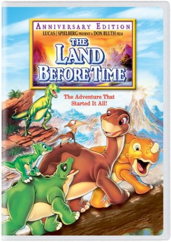 The Land Before Time Anniversary Edition