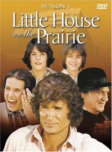 Little House On The Prairie The Complete Season 5