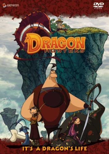 Dragon Hunters Vol. 1 It's A Dragon's Life Episodes 1-4