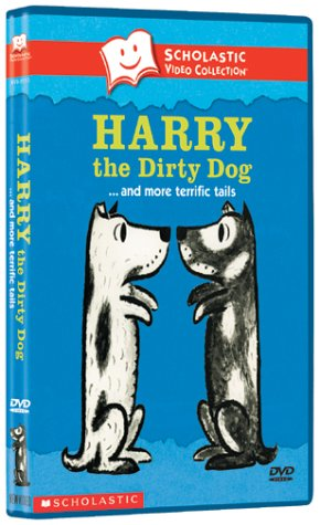 Harry The Dirty Dog & More Terrific Tails Scholastic Video Collection