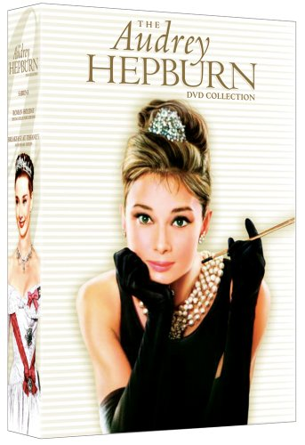 Audrey Hepburn Collection Breakfast At Tiffany's / Roman Holiday / Sabrina