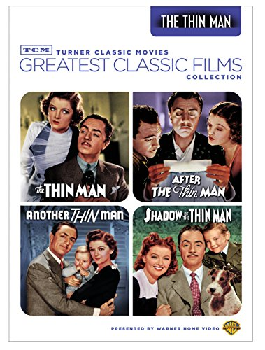 Tcm Greatest Classic Films Collection The Thin Man Vol 1 The Thin Man After The Thin Man Another Thin Man Shadow Of The Thin Man