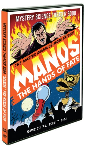 Mystery Science Theater 3000 Manos The Hands Of Fate