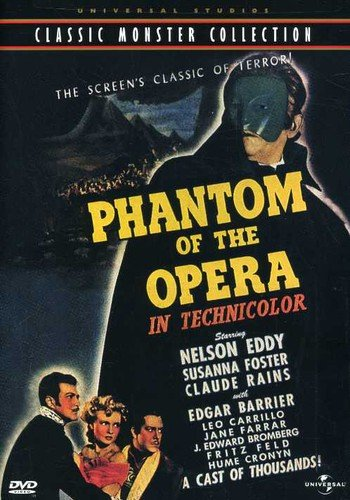 Phantom Of The Opera Universal Studios Classic Monster Collection