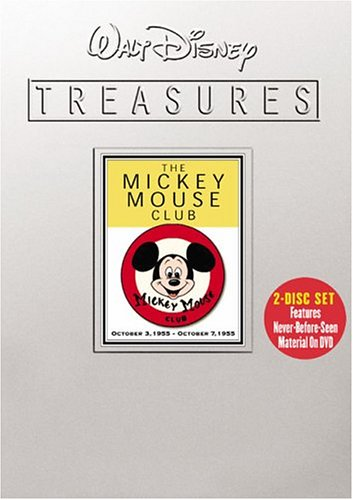 Walt Disney Treasures Mickey Mouse Club