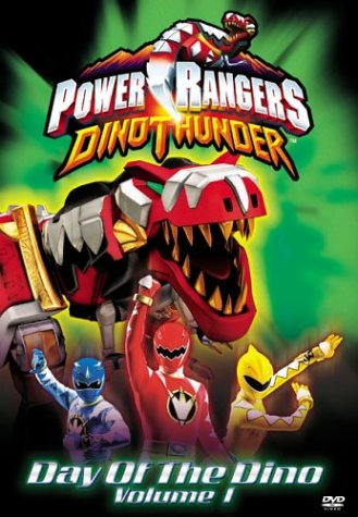 Power Rangers Dino Thunder, Vol. 1 Day Of The Dino