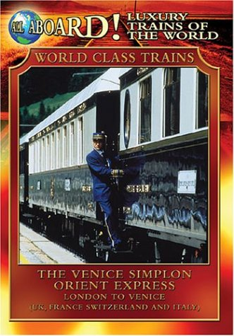Luxury Trains Of The World The Venice Simplon Orient Express