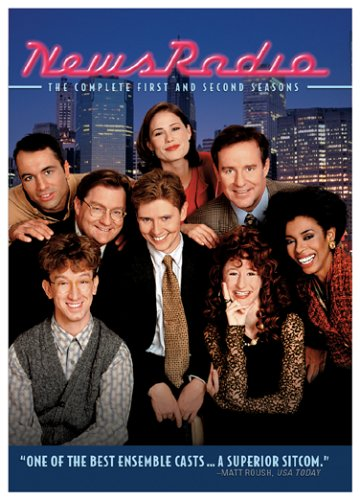 Newsradio The Complete First Second Seasons