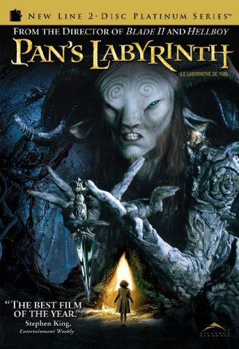 Pan's Labyrinth 2-Disc Platinum Series
