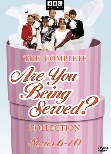Are You Being Served Collection 2 Series 610