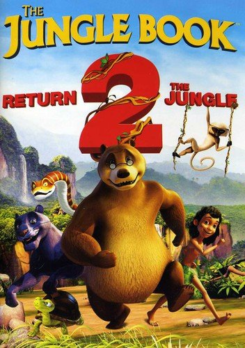 Jungle Book - Return 2 The Jungle