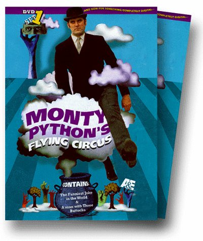 Monty Pythons Flying Circus Set 1 Episodes 16