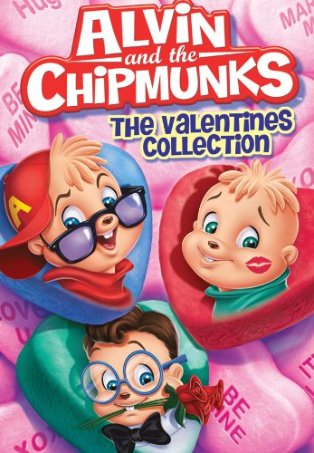 Alvin And The Chipmunks The Valentines Collection