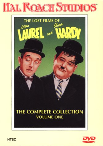 The Lost Films Of Laurel Hardy The Complete Collection Vol 1