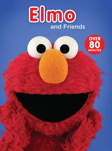 Sesame Street Elmo And Friends