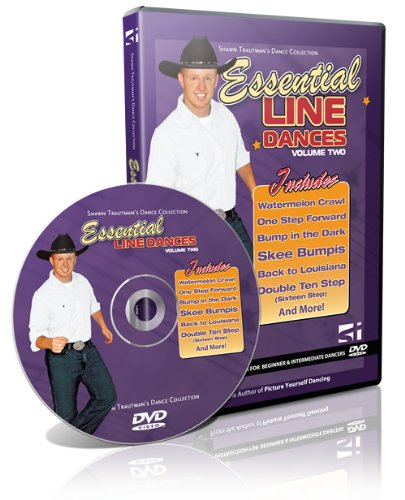 Essential Line Dances Volume 2 Shawn Trautman's Learn To Dance Series