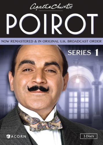 Agatha Christies Poirot Series 1