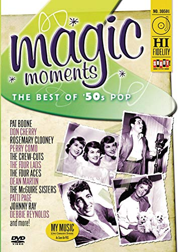 Magic Moments The Best Of 50S Pop